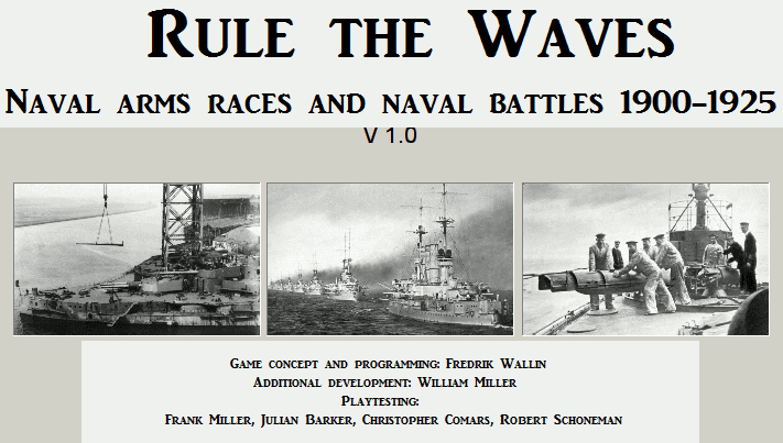 Rule the Waves