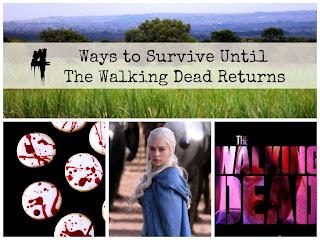 4 Ways to Survive Until The Walking Dead Returns