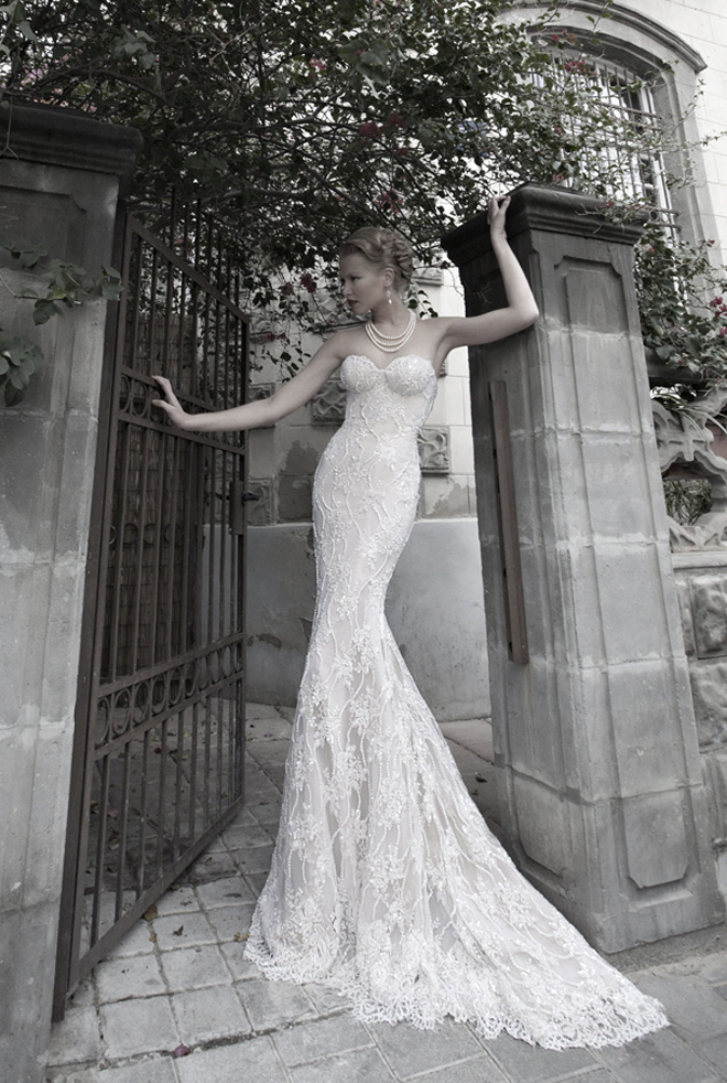 Galia Lahav 2012 Bridal Collection My Dress of the Week Belle