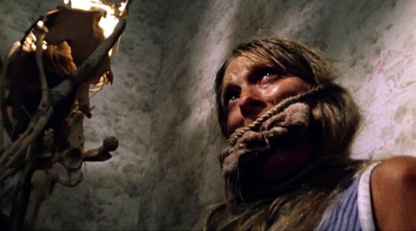 Marilyn Burns in The Texas Chainsaw Massacre