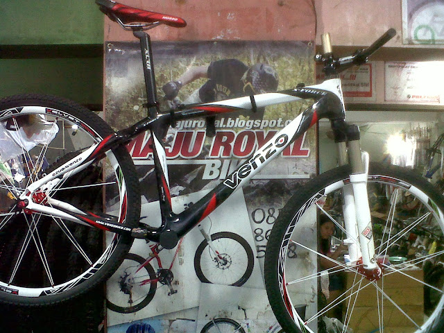 frame venzo x-force carbon