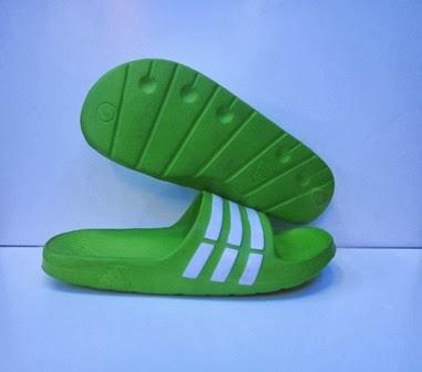 Sandal Adidas Duramo warna hijau,Sandal Adidas Duramo hijau murah