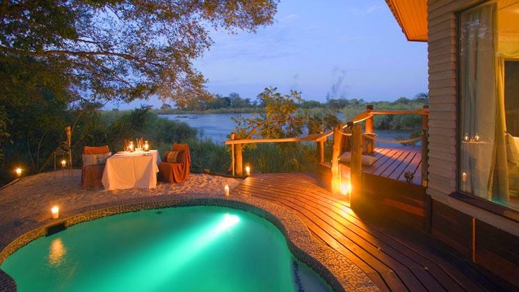 Ntwala Island Lodge Namibia