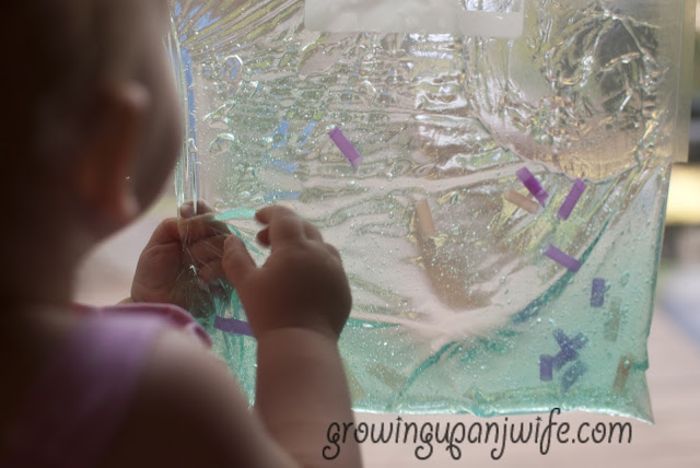 toddler sea activity