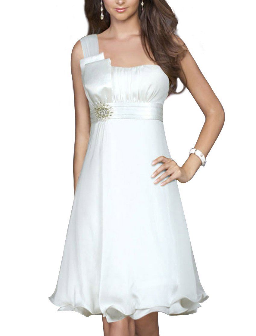 Cheap White Graduation Dresses - Boutique Prom Dresses
