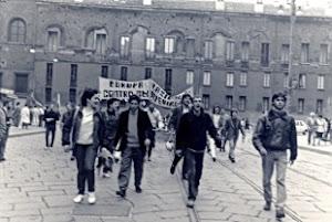 MILANO MAGGIO 1985