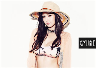 Nam Gyu-ri 남규리 Wallpaper HD 2