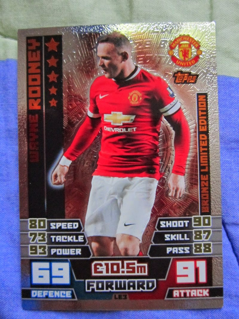 Manchester United Radamel Falcao Wayne Rooney Angel Di Maria Robin Van Persie Topps Match Attax Cards Futera FWFOnline BPL British Premier League Topps Match Attax Football Soccer Card 2014 2015 Limited Edition Man of the Match chrome Record Breaker Midfield Duo PRO 100 Hundred Club BPL British Premier League Gold Silver Chrome Autograph Memo Messi Angel Di Maria Phil Jones Juan Mata Wayne Rooney Topps Match Attax Man of the match Star player i-code online game Manchester United Patrice Evra Ryan Giggs Gary Neville Anderson Dimitar Berbatov Michael Owen Edwin Van Der Sar Rafael Darren Fletcher Fabio Darron Gibson Mame Biram Diof Antonio Valencia Sir Alex Ferguson Michael Carrick Gary Neville Club Captain Midfielder Defender Striker Forward Man U Futera Alex Nilmar Diego Robinho Luis Fabiano Robinho Kaka Rivaldo USA Clint Dempsey Star Player card Tim Howard Carlos Bocanegra Freddy Adu  Michael Bradley England Wayne Rooney John Terry Rio Fernando Golden Moments 100 Club Star Player Man of the Match FIFA World Cup Brazil 2014 Football Soccer Italy Pirlo Cannavaro Montolivo Di Natale Pepe Zambrotta Marchisio Bonera De Rossi Di Natale Panini Adrenalyn XL Prizm  series 4 FWF online World Series Legends Superstars MemoPower Heroes Authograph Physical cards Futera Heroes World Series 4 David De Gea WS 09 Shinji Kagawa WS20 Ryan Giggs WS15 Wayne Rooney WS 39 Gerrard Pique WS34 Radamel Falcao WS12 Nani Phil Jones Luke Shaw Juan Mata Javier Hernandez Danny Welbeck Xherdan Shaqiri Diego Benaglio Ole Gunnar Solskjaer Viktor Fisher Simon Kjaer Morten Olsen Egil Olsen Gyifi Sigurdsson Erik Hamren Switzerland Norway Denmark Iceland Sweden WS11 Didier Drogba Petr Cech Mark Schwarzer Branislav Ivanovic Andre Schurrle Eden Hazard Cesc Fabregas Willian Ramires LEG16 Legends Michael Essien Riccardo Montolivo Nigel De Jong Marco Van Ginkel Adil Rami Cristian Zapata Ignazio Abate Keisuke Honda Romelu Lukaku HER25 Leighton Baines Antolin Alcaraz Arouna Kone Adem Ljajic Everton FC BPL Chelsea  West Bromwich Albion  Anderlecht FWF online World Series Legends Superstars Vincent Kompany Belgium Manchester City Diego Maradona Argentina Boca Junior Barcelona Napoli series 4 FWF online World Series Legends Superstars MemoPower Heroes Authograph Physical cards FIFA World Cup Brazil 2014 Football Soccer Sergio Ramos Spain Winners 4 stars card Carles Puyol Arjen Robben Holland Netherlands Pele Vincent Kompany Belgium  series 4 FWF online World Series Legends Superstars MemoPower Heroes Authograph Physical insert actual cards Real Madrid Barcelona Liverpool Chelsea Arsenal Manchester United Man U BPL Premier League Man of the Match MOTM MOM 100 club Topps Match Attax Futera series 4 FWF online World Series Legends Superstars MemoPower Heroes Authograph Physical cards FIFA World Cup Brazil 2014 Football Soccer Sangju Sangmu FC  series 4 FWF online World Series Legends Superstars MemoPower Heroes Authograph Physical insert actual cards Real Madrid Barcelona Liverpool Chelsea Arsenal Manchester United Man U BPL Premier League Man of the Match MOTM MOM 100 club Topps Match Attax Roberto Baggio Zlatan Ibrahimovic printed actual Lionel Messi ZHENG ZHI