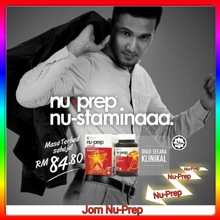 Nu-Prep, untuk semua Rakyat Malaysia. Harga Istimewa.