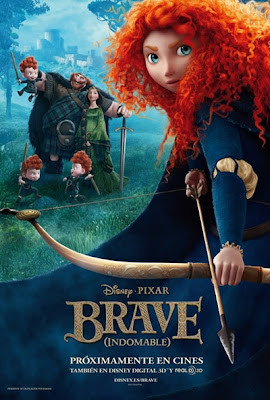 Brave (Indomable) [CAM][Latino][2012]