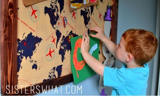 http://www.sisterswhat.com/2014/07/fabric-covered-magnetic-board-and-diy.html