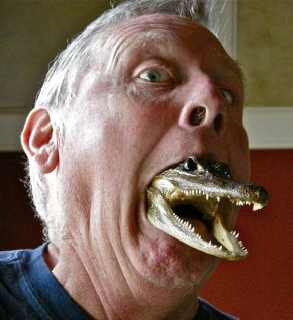 Gator Mouth