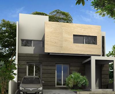 Dasyat...!! Model Rumah Minimalis Terbaru 2016
