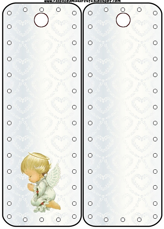 Free Printable First Communion Bookmarks