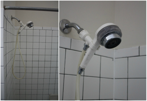Old Shower Head