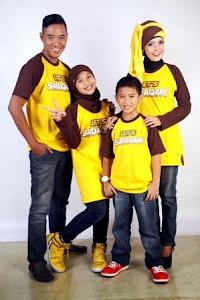 Kaos Muslim Keluarga