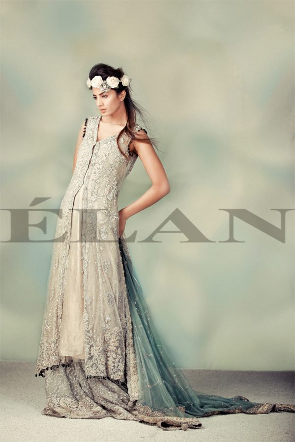 Elan Semi Formal Wear Collection 2013 For Women She9 E
