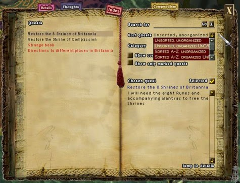 MMORPG Quest Feature
