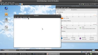 SolusOs 2 basada en Debian