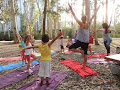 Kids Yoga and Cooking with Haris - the path to a new lifestyle