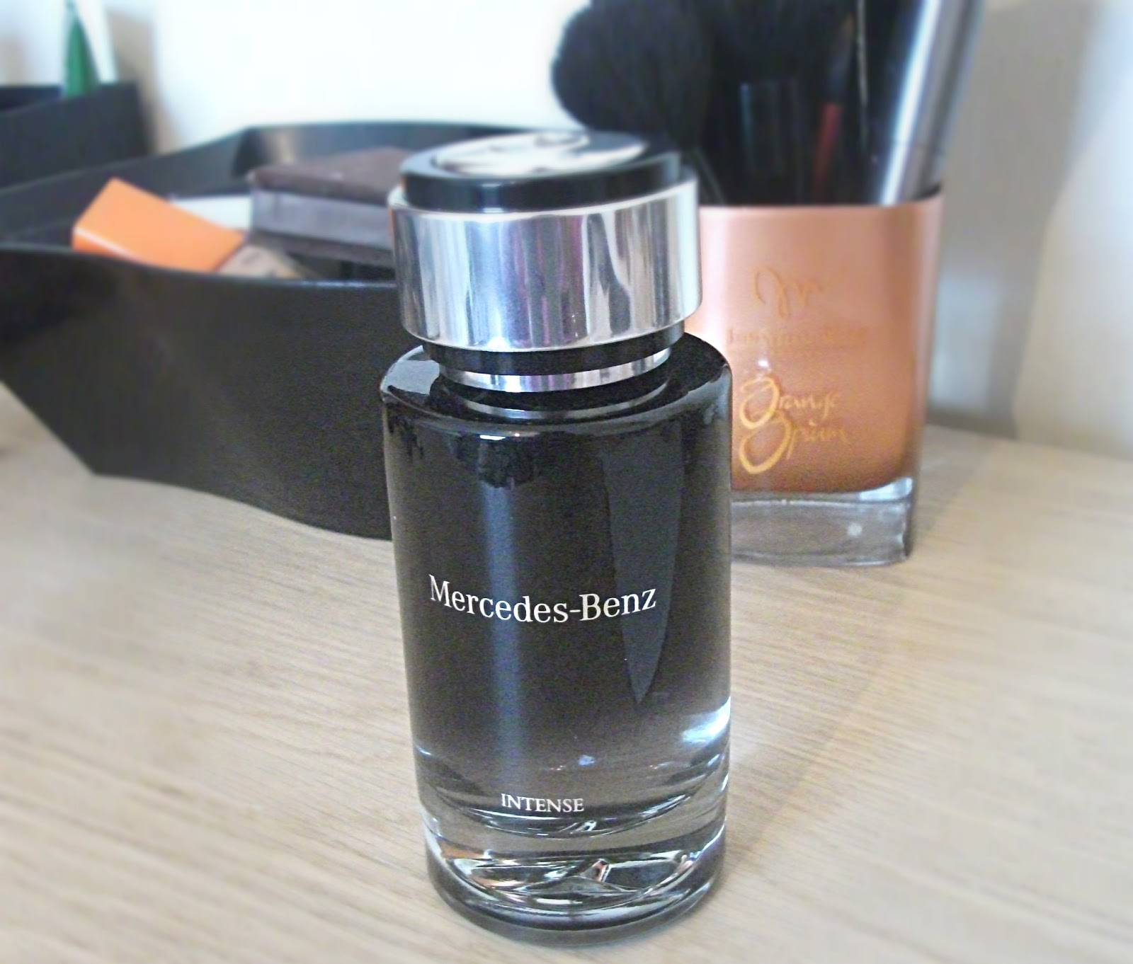 Beautylicious love one for the boys mercedes benz intense for Mercedes benz intense