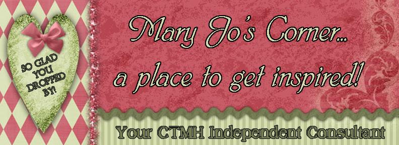 Mary Jo's Corner