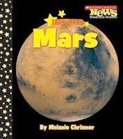 bookcover of MARS by Melanie Chrismer