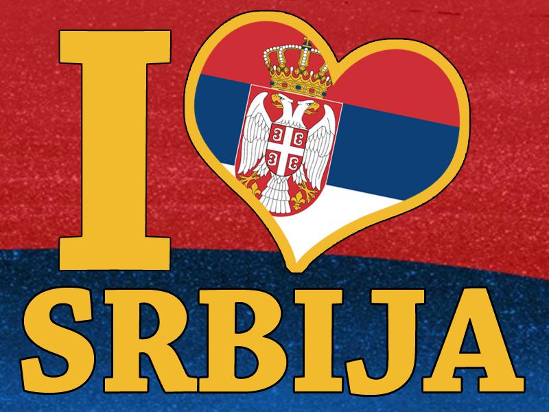 Резултат слика за srpska zastava
