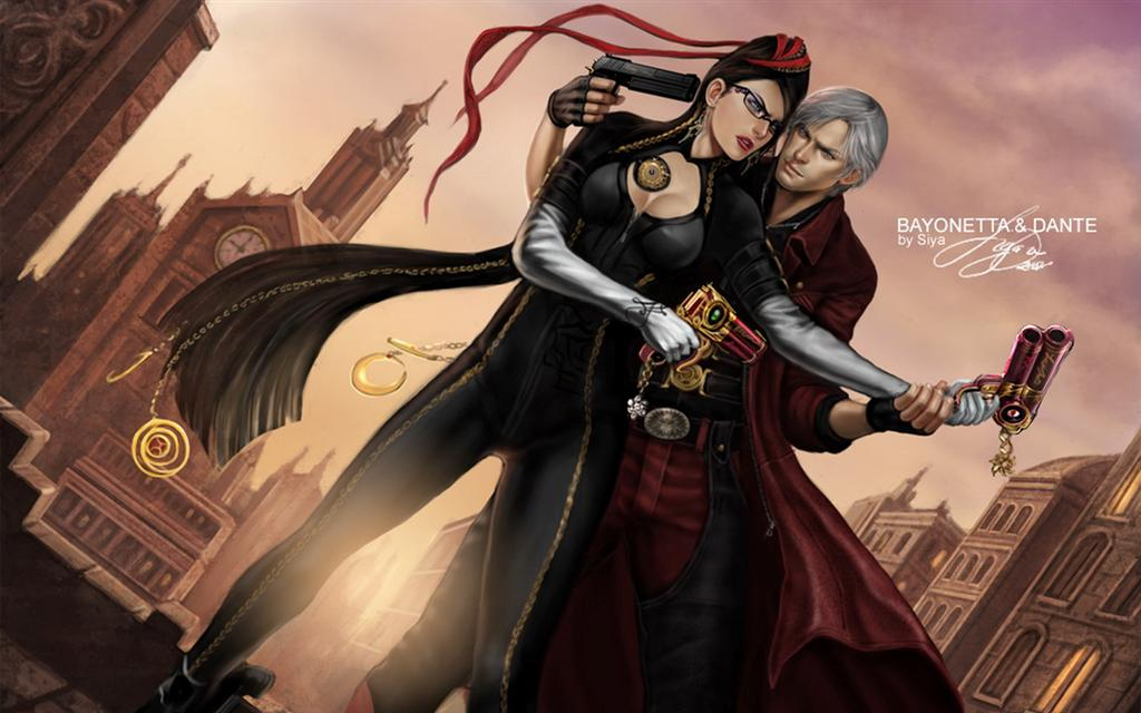 Devil May Cry HD & Widescreen Wallpaper 0.328761518202965