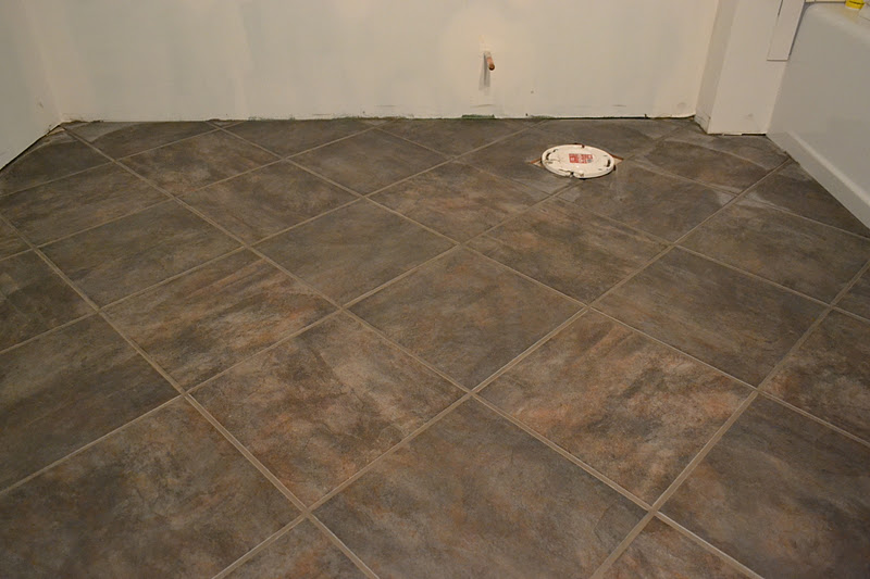how to get grout haze off tile