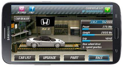 Cara Memperbanyak Uang RP di Game Drag Racing Android