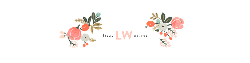 lizzy writes