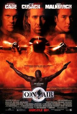 Không Tặc - Con Air (1997) Poster
