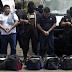 Carteles de la droga mexicanos arman a grupos de sicarios en Centroamerica, trasladan operaciones para el trafico de cocaina