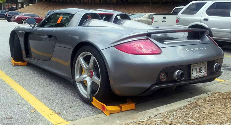 This Guy Booted A Porsche Carrera Gt Quot For The People Quot