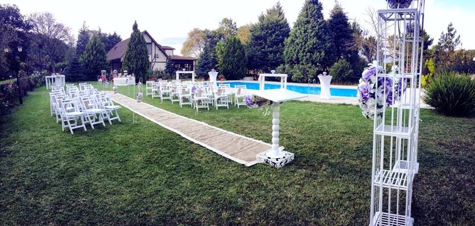 Villa Riva Garden / Düğün DJ / DJ Serhat SERDAROĞLU