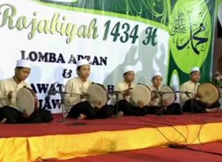 Sholatullah (Sholawat Badar) – Az-Zaini