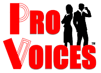 TheProVoices Logo