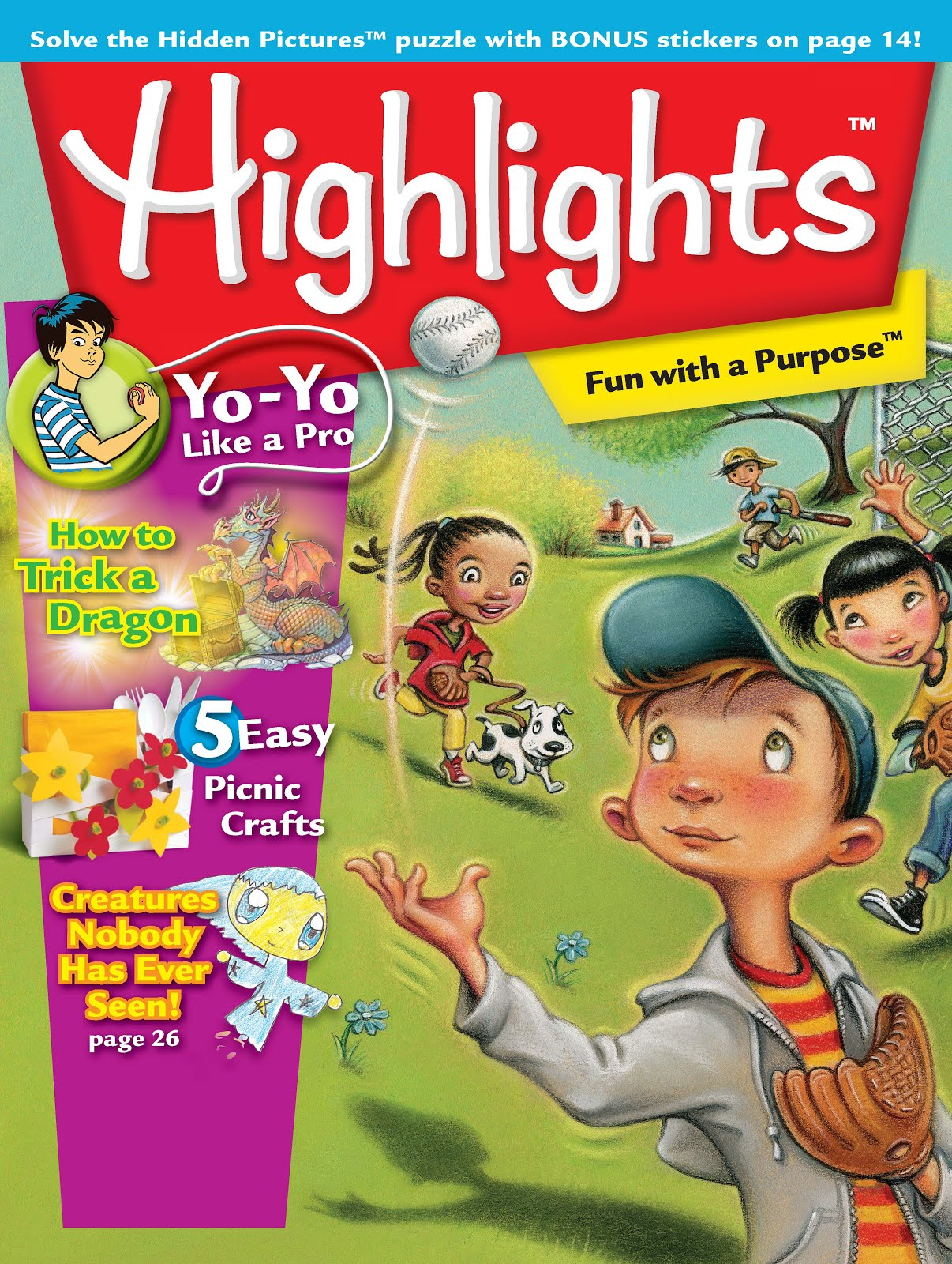Highlights International Editions