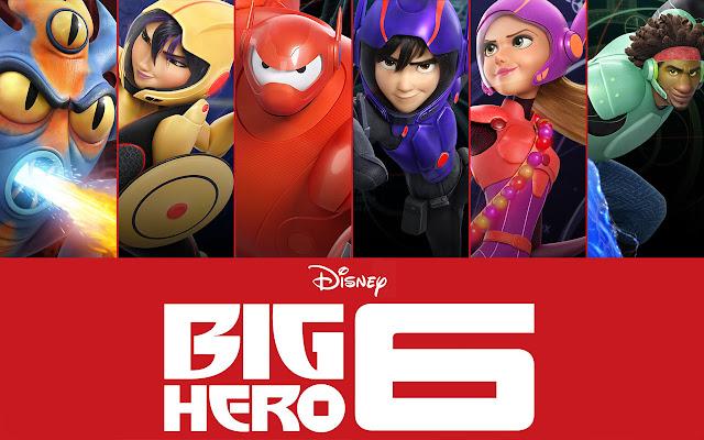 Download Film Big Hero 6 Bluray Sub Indo - Cowok Ganteng
