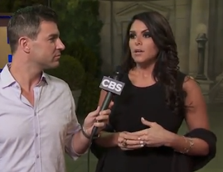Big Brother 15 Backyard Interview With Amanda Zuckerman