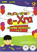 Kaedah Baca Cepat E-xra