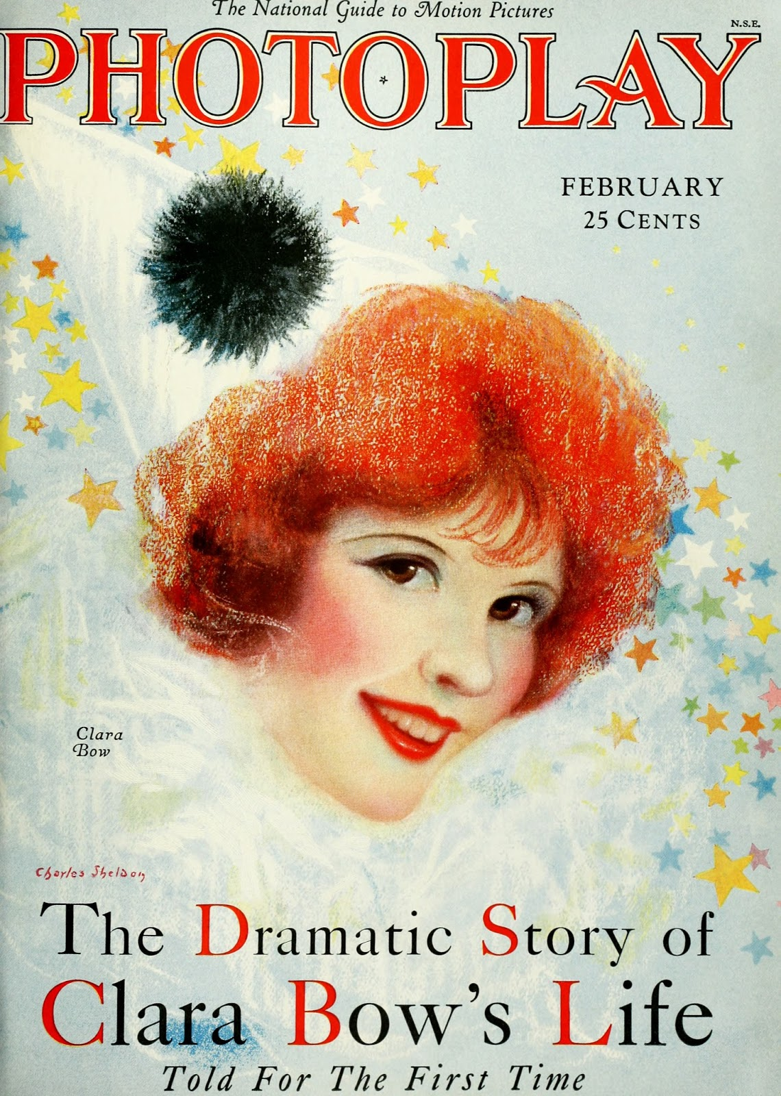 the it girl clara bow Clara bow - the eternal it girl 5524 likes 2 talking about this photos and facts  about clara.