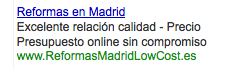 Reformas Madrid Low Cost