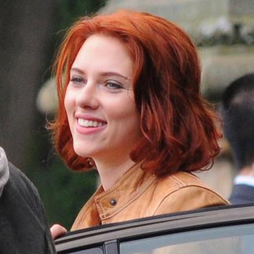 avoir les cheveux roux