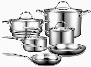 "How come ""stainless steel"" kitchen pans and kettles rust?"