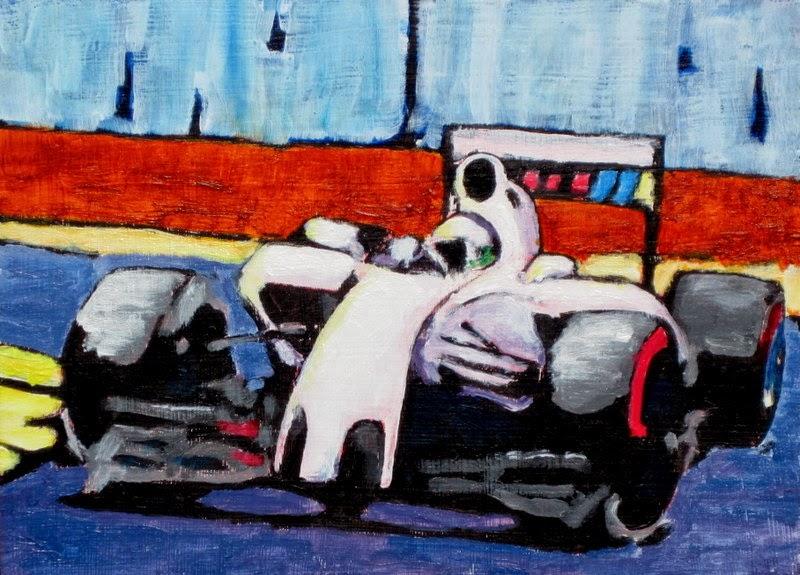 F1 | art | Massa | Bottas