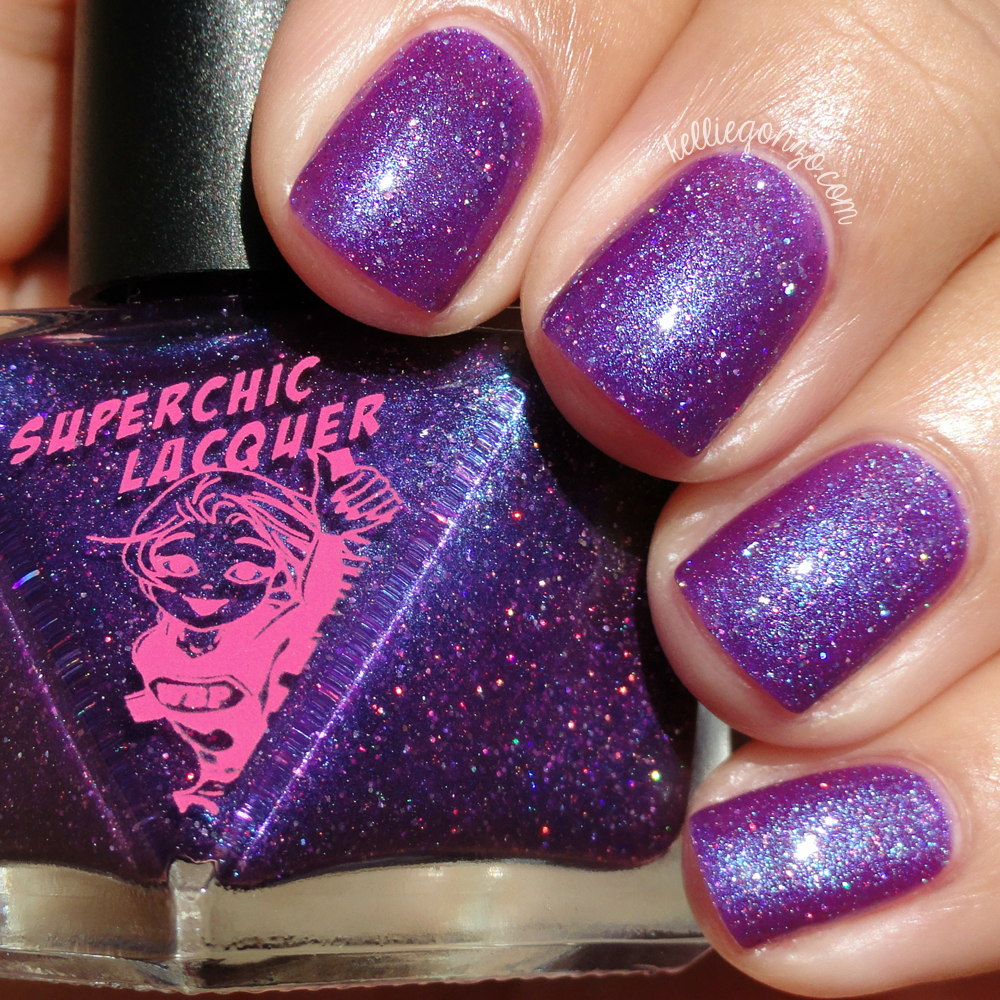 SuperChic Lacquer Stoked & Cloaked for the Bifrost