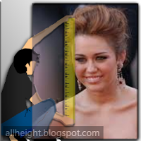 Miley Cyrus Height - How Tall