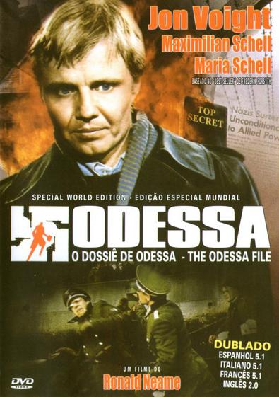 O Dossiê De Odessa – Dublado
